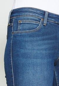 Lee - SCARLETT - Jeansy Skinny Fit - vintage satna - 4