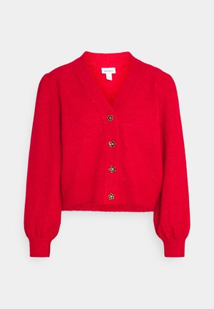 CARDIGAN - Strikjakke /Cardigans - red