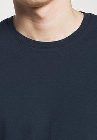 DRYKORN - SAMUEL - Basic T-shirt - dark blue - 5