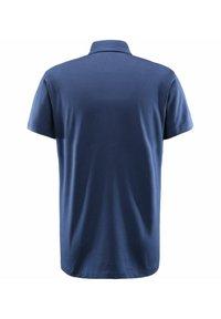 Haglöfs - MIRTH POLO - Polo shirt - tarn blue - 1