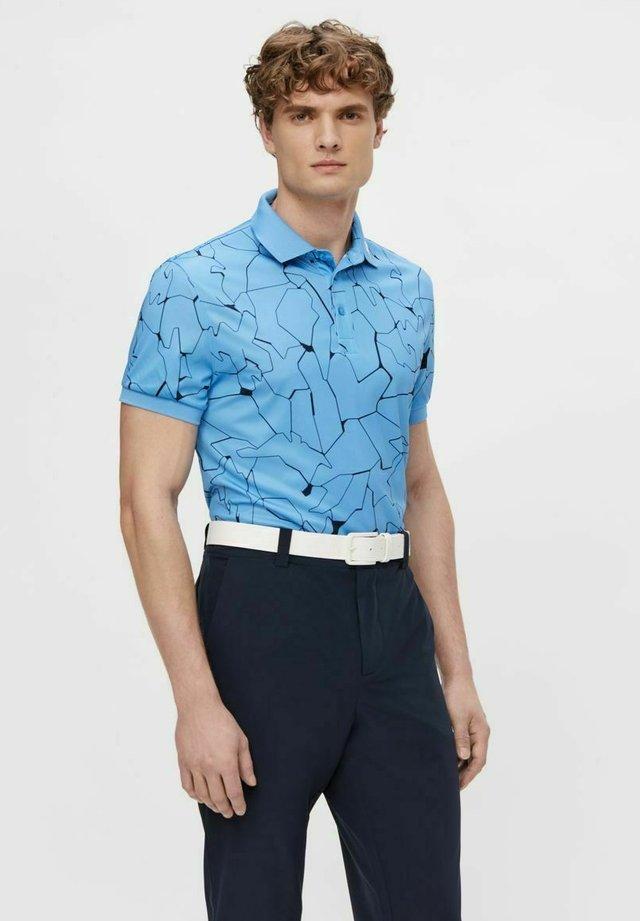 T-shirt de sport - slit ocean blue