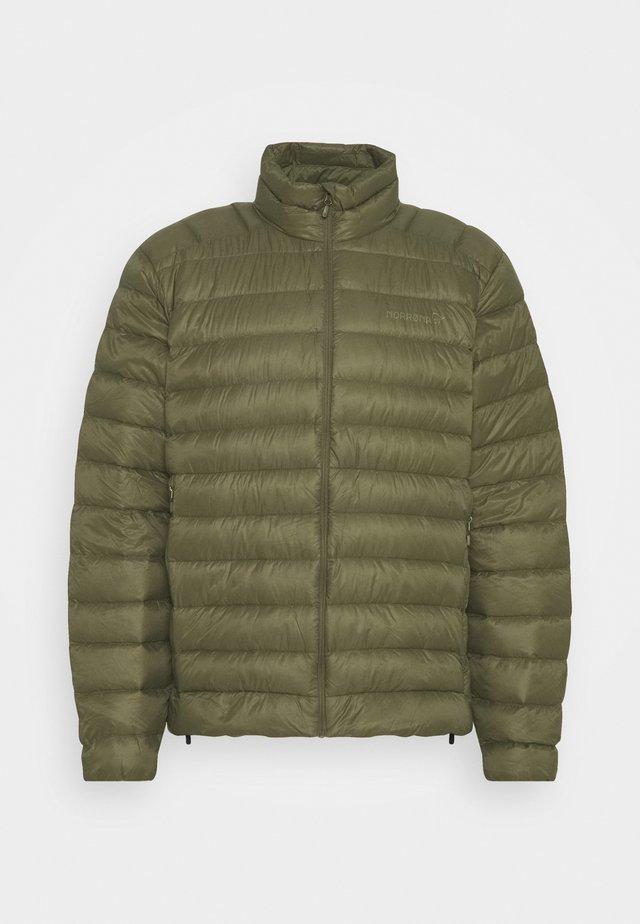 LIGHTWEIGHT JACKET - Gewatteerde jas - khaki