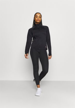 ACTIVE YOGINI SUIT SET - Treningsdress - puma black