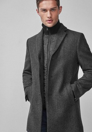EPSOM - Pitkä takki - grey