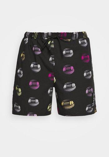 MARENGO UNISEX - Shorts - black