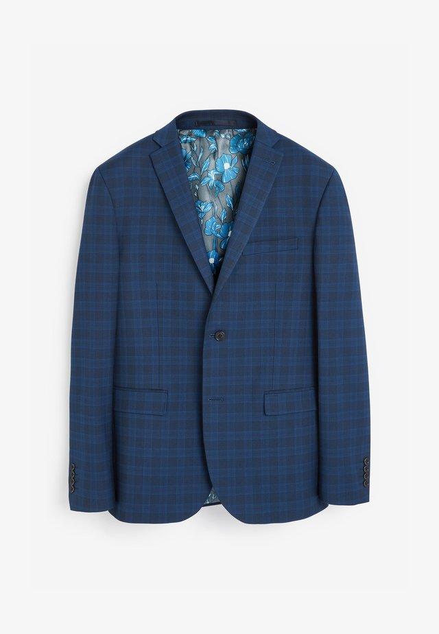 TAILORED FIT - Veste de costume - blue