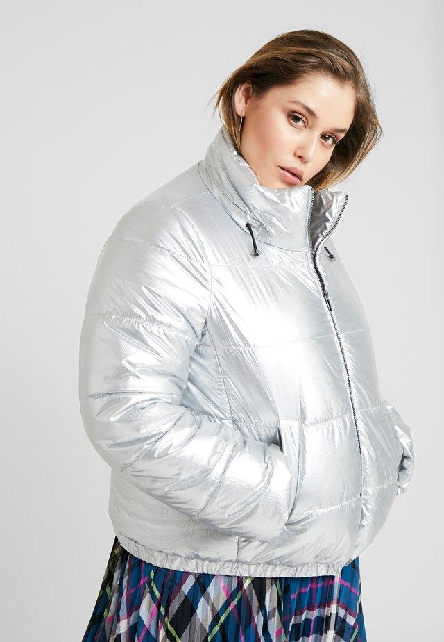 PENELOPE - Kurtka zimowa - argento