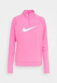 pink glow/pink foam