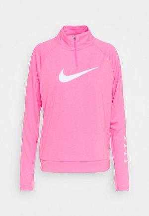 RUN - Tekninen urheilupaita - pink glow/pink foam