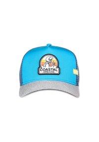 Coastal - Cap - teal - 1
