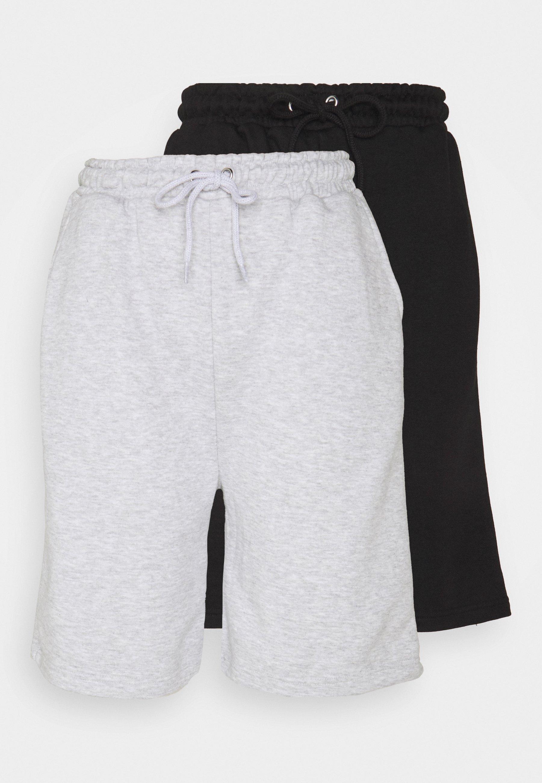 Femme CASUAL PLAIN 2 PACK  - Short