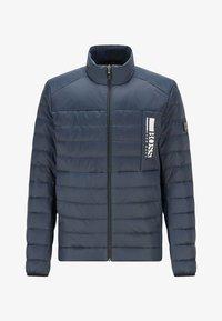 BOSS - BASALT - Down jacket - dark blue - 5