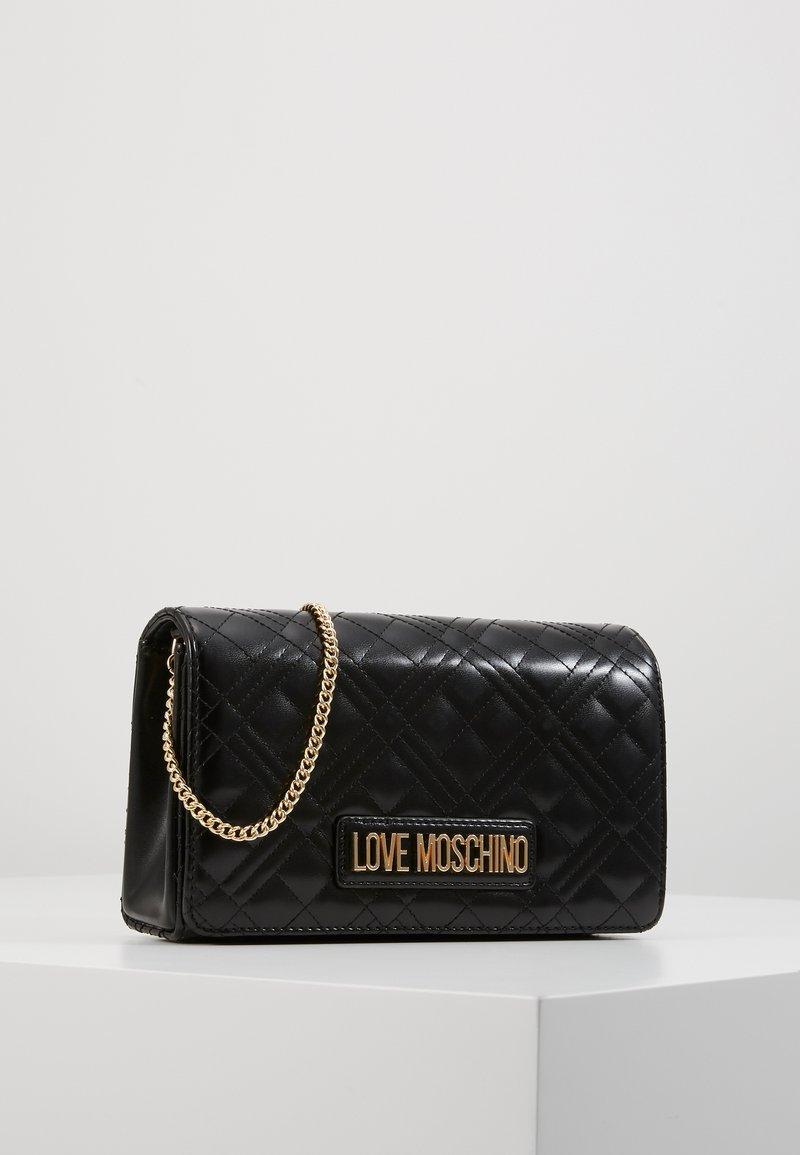 Love Moschino - Torba na ramię - black