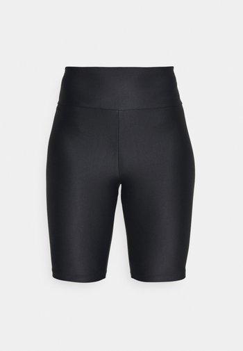 MIA BIKER PANTS - Legginsy - black