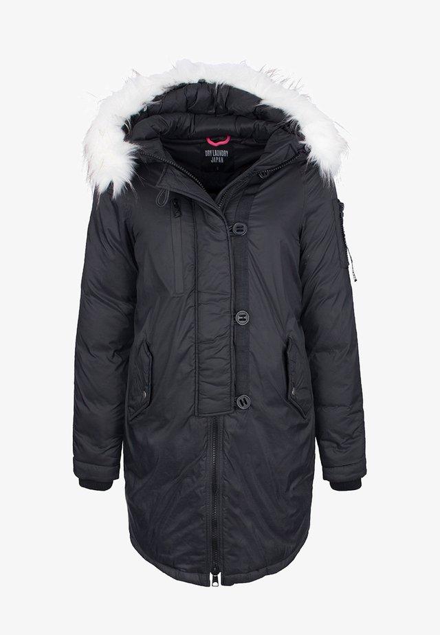 Cappotto invernale - schwarz