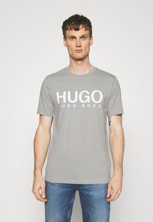 DOLIVE - Camiseta estampada - silver