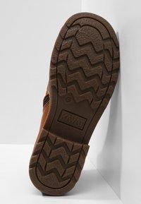 Kavat - HUSUM  - Nilkkurit - light brown - 5
