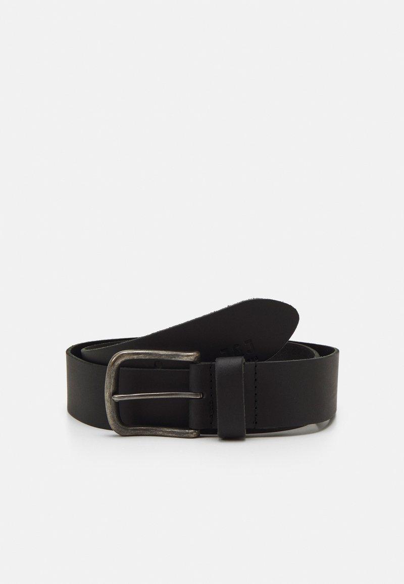 Jack & Jones - JACDAVID BELT - Belt - black