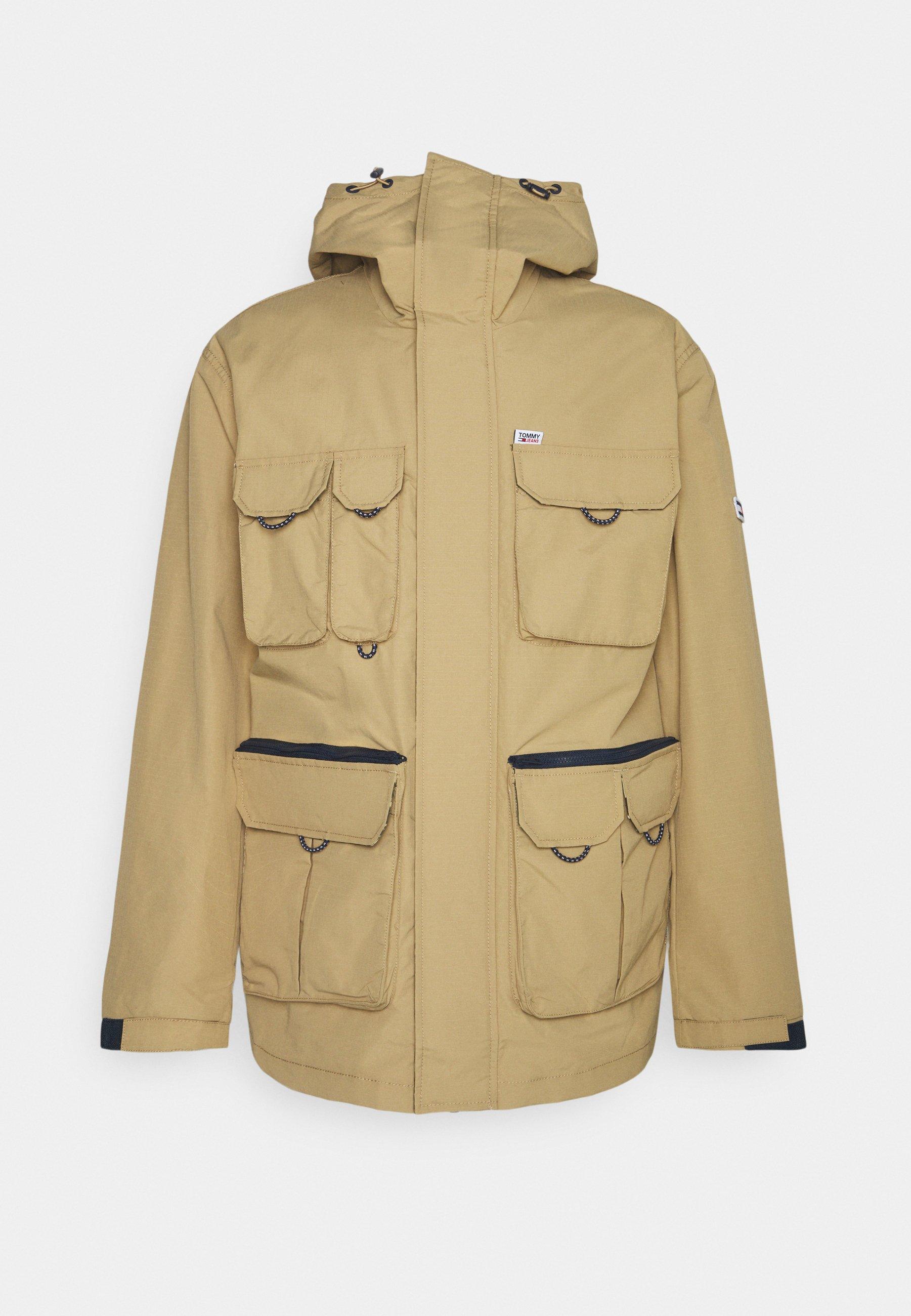 Men MULTI POCKET JACKET - Summer jacket