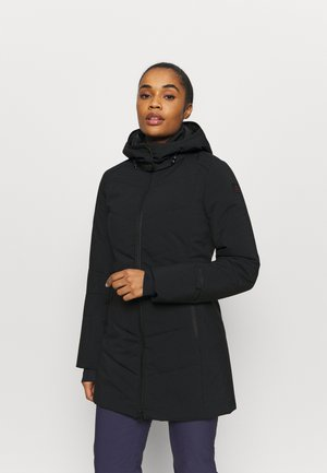 IRMA - Winter coat - black