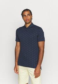 Nike Golf - Funkční triko - obsidian/black - 0