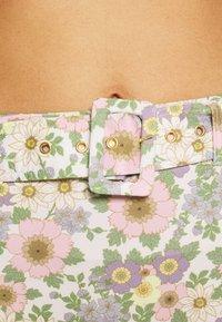 Underprotection - MELINA HIPSTERS - Bikini bottoms - purple - 4