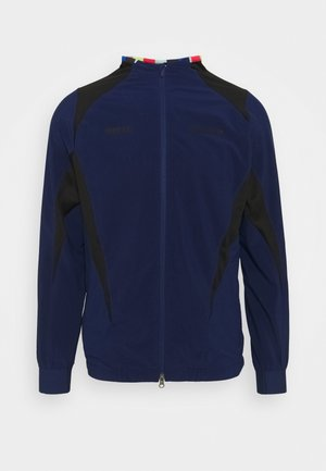 Training jacket - blue void/black