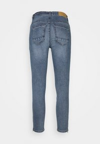 Noisy May - NMKIMMY ZIP - Jeans Skinny Fit - medium blue denim - 7