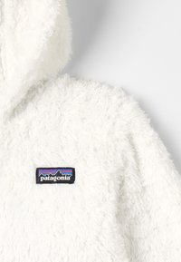 Patagonia - BABY FRIENDS HOODY - Outdoorjacka - birch white - 2