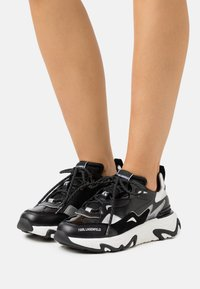 KARL LAGERFELD - BLAZE STRIKE  - Trainers - black - 0