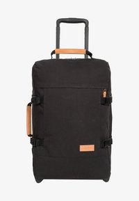 Eastpak - TRANVERZ S SUPERGRADE  - Wheeled suitcase - black - 1