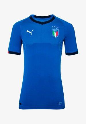 ITALIA AUTHENTIC HEIMTRIKOT MÄNNER - Nationalmannschaft - team power blue-peacoat