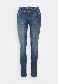 Emporio Armani - FIVE POCKETS PANT - Jeans Skinny Fit - denim blue - 0
