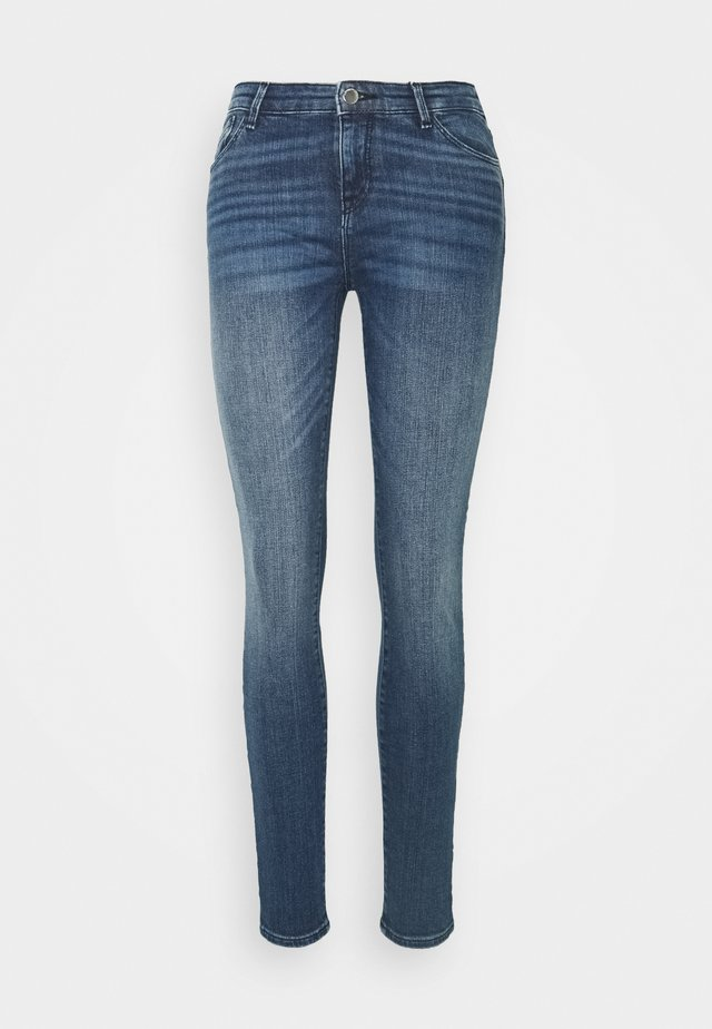 FIVE POCKETS PANT - Jeans Skinny Fit - denim blue