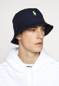 Polo Ralph Lauren - MAGIC - Sweat à capuche - white - 6