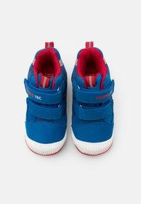 Reima - REIMATEC SHOES PASSO UNISEX - Hiking shoes - marine blue - 3