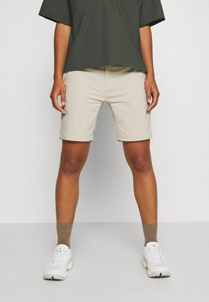 LIQUID ROCK - Outdoor Shorts - hay beige