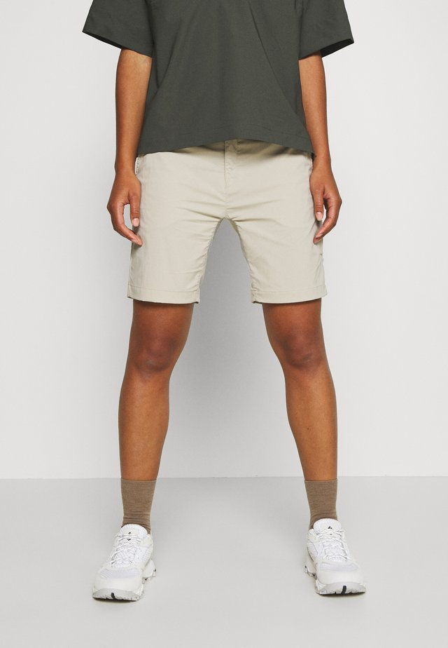 LIQUID ROCK - Outdoorshorts - hay beige