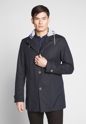 COAT BELANDI - Trenchcoat - navy