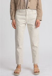 CLOSED - X-LENT  - Trousers - off white - 1