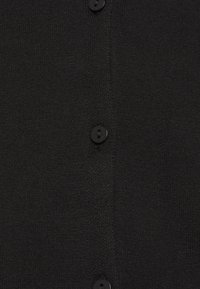 Anna Field - OPEN CREW CARDIGAN - Cardigan - black - 2