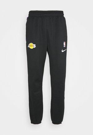 NBA LOS ANGELES LAKERS SPOTLIGHT PANT - Club wear - black/field purple