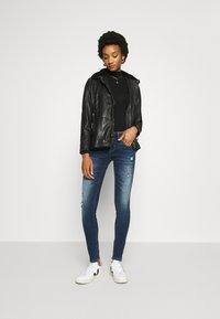 LTB - JULITA - Jeans Skinny Fit - tessa wash - 1