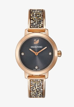 COSMIC ROCK BANGLE - Watch - gold-coloured/black