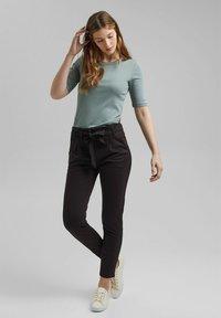 edc by Esprit - Trousers - black - 5
