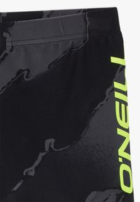 O'Neill - CALI CAMO SWIMTRUNKS - Uimahousut - black/grey - 3