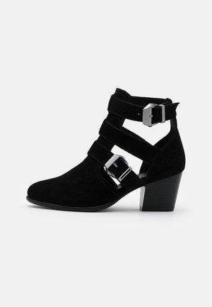 FERN WIDE FIT  - Kotníkové boty - black