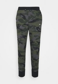 Nike Performance - DRY GET FIT 7/8 - Tracksuit bottoms - thunder grey - 3