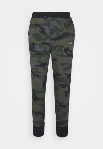 DRY GET FIT 7/8 - Tracksuit bottoms - thunder grey