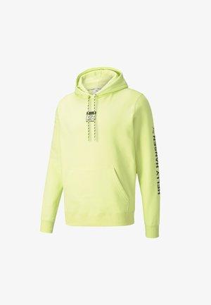 HELLY HANSEN - Sweatshirt - sunny lime